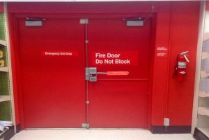 fire door installation